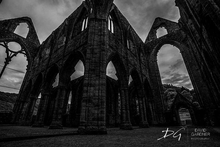 Tintern Abbey 4 - David Gardner Photography