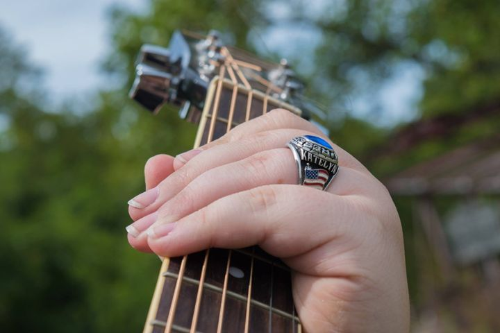 Musical Ring - Rehling Photography