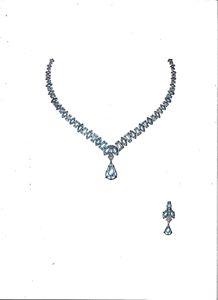 Jewelry Manual Illustration
