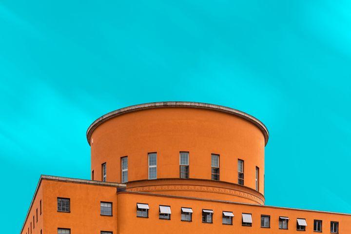 Stockholm Public Library - Architect´s Eye