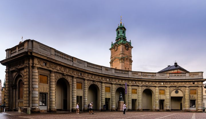 Royal Palace of Stockholm - Architect´s Eye