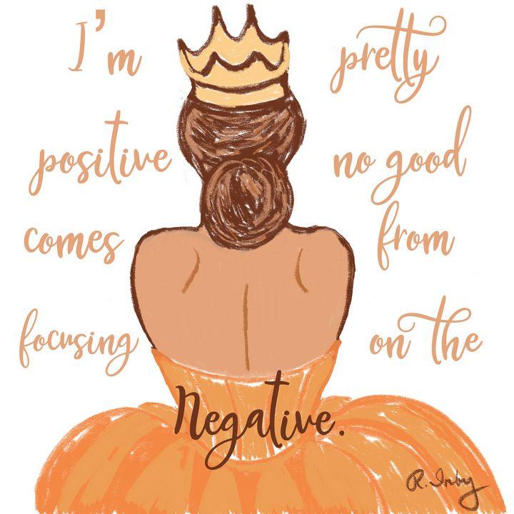 Positive Focus - Rhonda Irby