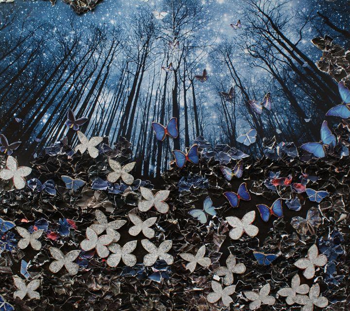 Midnight Dream - Iveta.K.Art
