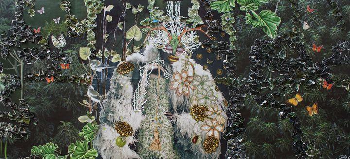 Ugly Fairy - Iveta.K.Art