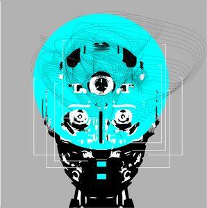 1 - white-dark-face-robo-man-anime