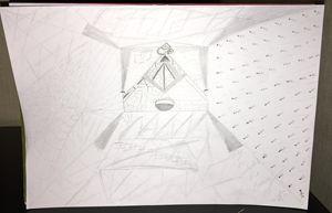 Meaningful illuminati art