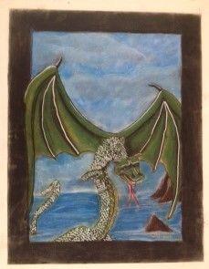 Water Dragon - Hodges Design Studio