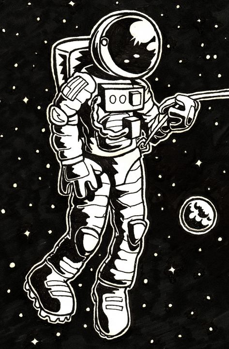 Astronaut - The Works of Curtis R. Doll III