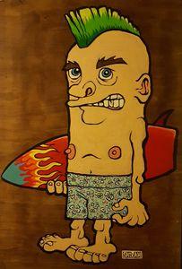 Nipple Ned - Eric Shirah