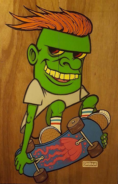 Skater Steve - Eric Shirah