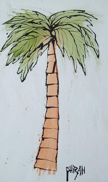 Palm Tree - Eric Shirah