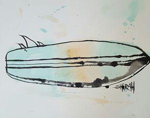 Surfboard - Eric Shirah
