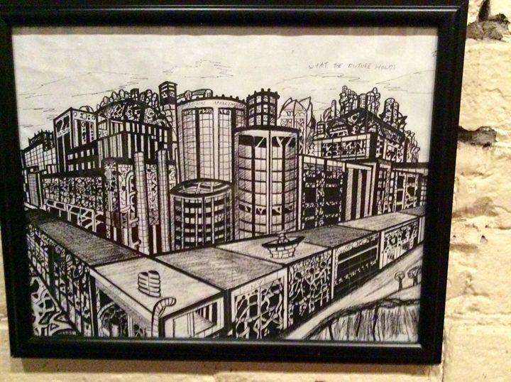 The City - Wayne's World