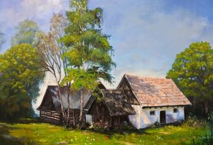 Beskids cottage