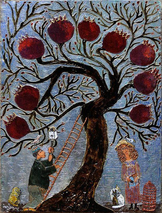 The Garden of Eden - Maya Gavasheli
