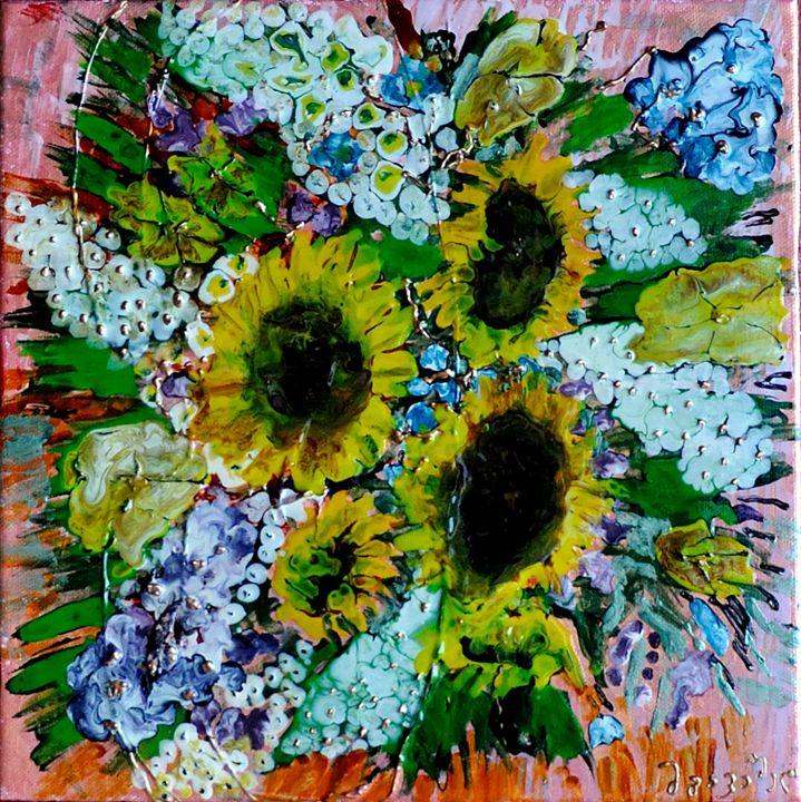 Never listen to the flowers - Maya Gavasheli
