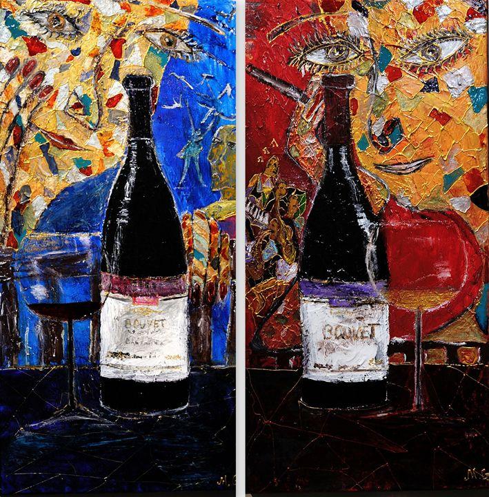 In vino veritas - Maya Gavasheli