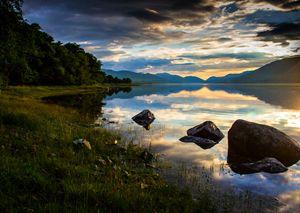 Loch Eil Scotland
