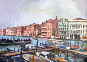 View of Canal Grande