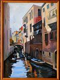70 x 50 cm Original Acrylic Painting