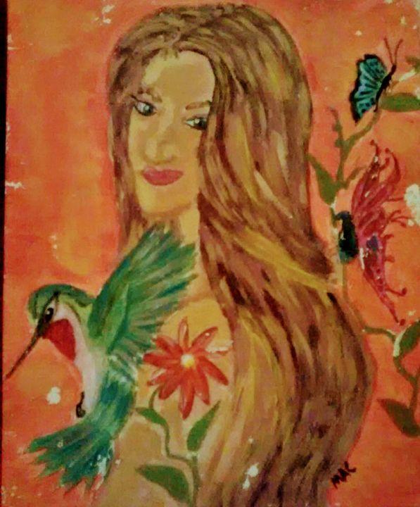 Eve - Acorn Art