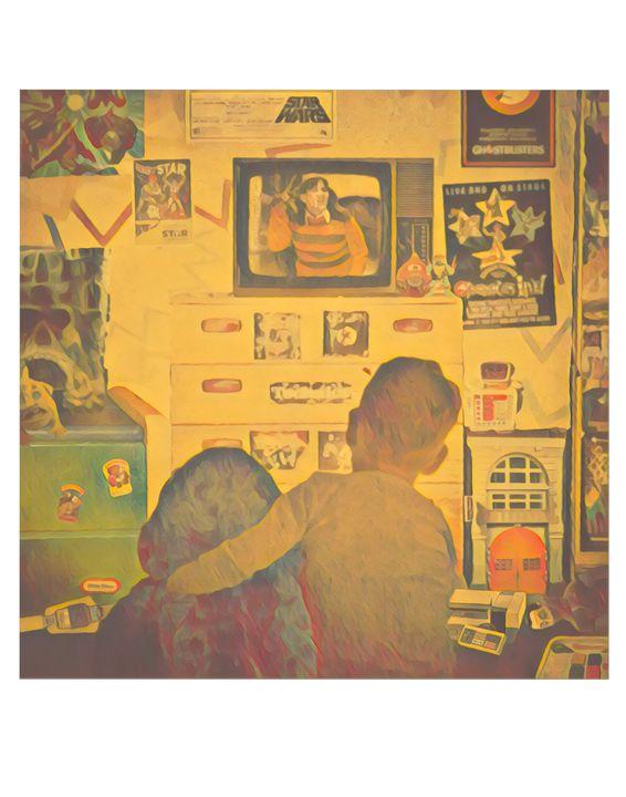 1989 - Art of Eric Pabon