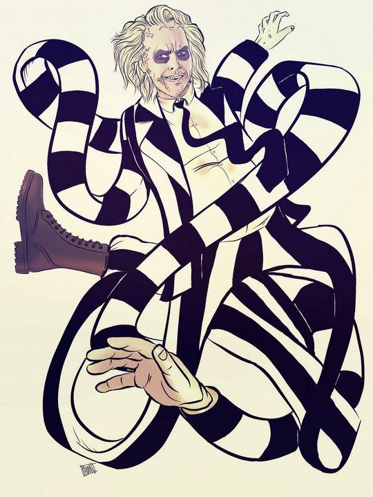 Say My Name - Art of Eric Pabon
