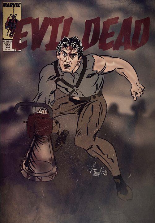 Evil Dead - Art of Eric Pabon