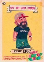 Art of Eric Pabon
