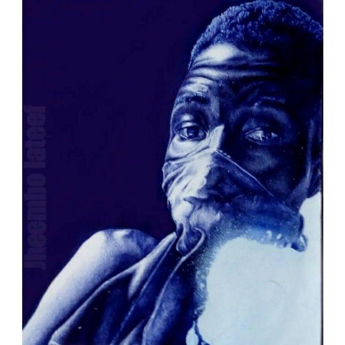 Expressionless - JHEEMBO ART