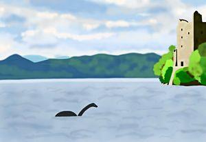 """""""Mystery Of Loch Ness"""""""
