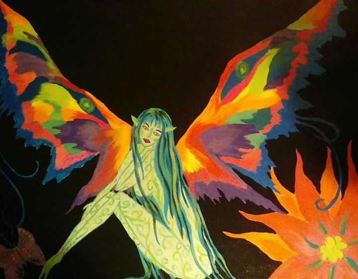 My fairy - 32tiawhite