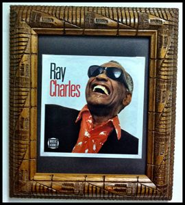 Ray Charles Limited Edition Stamp
