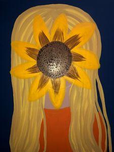 Hannah's Sunflower