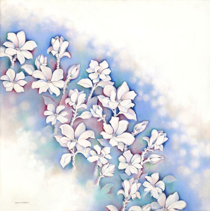 Large Flowers II - RicArtt