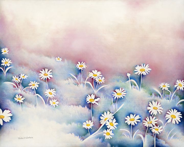 Field of Daisies II - RicArtt