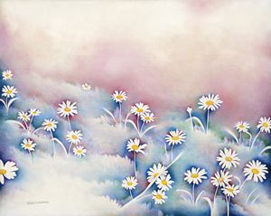 Field of Daisies II