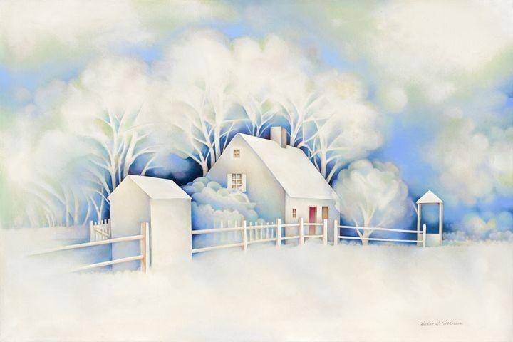 Winter Scene - RicArtt