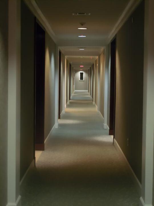 A Hallway to Ever - GreyFox Crafts