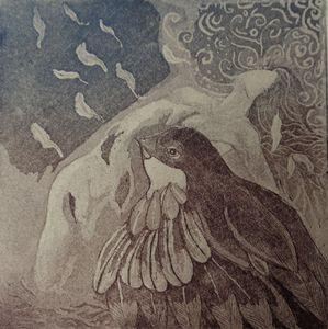 I fly II - Aneliya Art