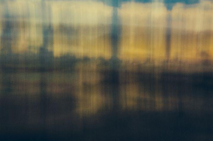 #1 (Tribute to Rothko) - Diego Llarrull