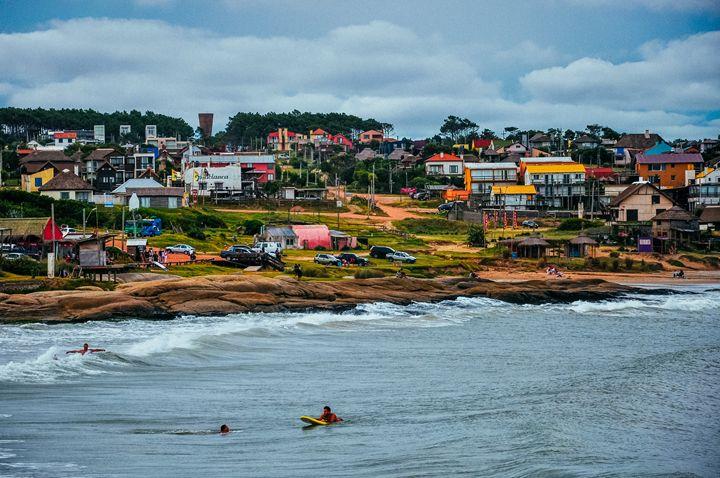 Punta del Diablo Beach - Diego Llarrull