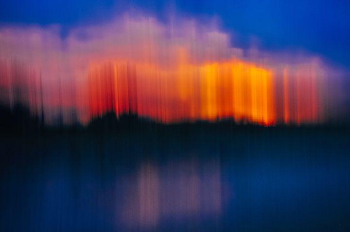 #2 (Tribute to Rothko) - Diego Llarrull