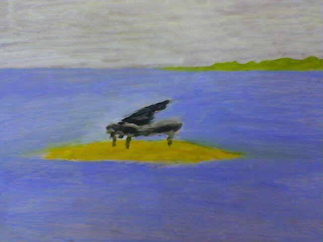 Biscayne Bay Piano - John Blandly Art