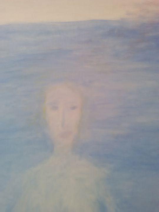 Phantom of the Art Gallery - John Blandly Art