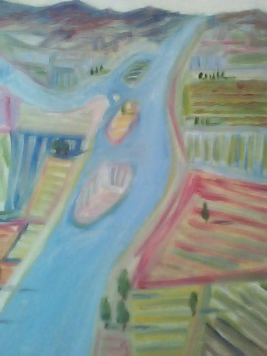 TroCoWaWaMeGi - John Blandly Art