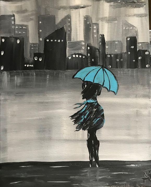 The View - Audrey Rosado