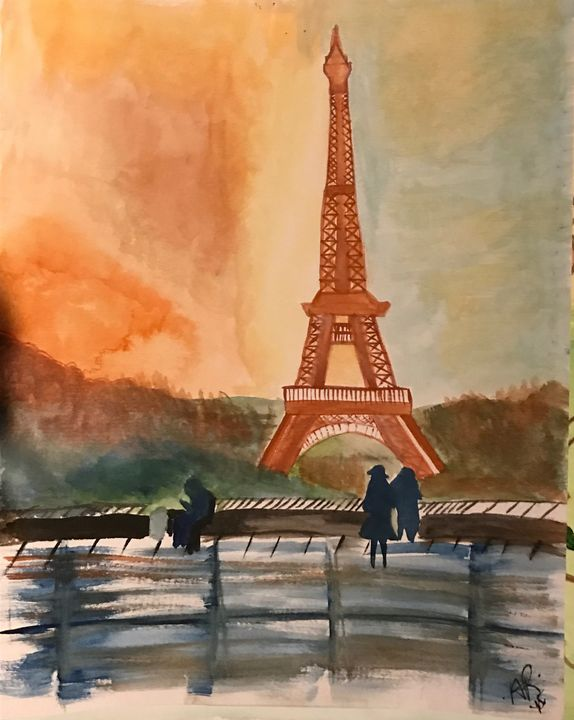 Walk in Paris - Audrey Rosado
