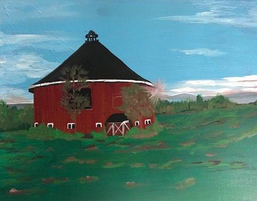Round Barn Love - Audrey Rosado