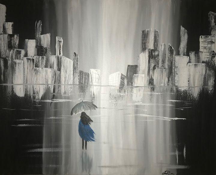 Dark City Storm - Audrey Rosado